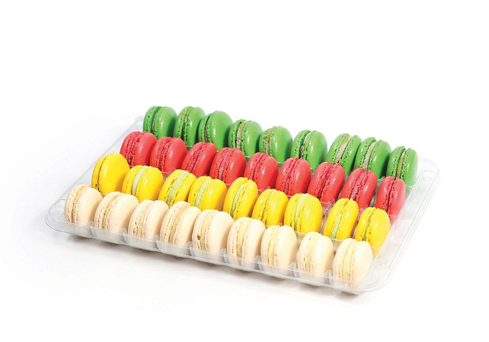 עוגיות מקרון